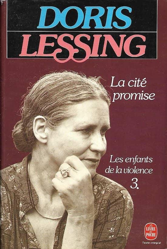 """""""Les enfants de la violence, Tome 3: La cité promise"""" Doris Lessing/ Très bon état/ Livre poche"""