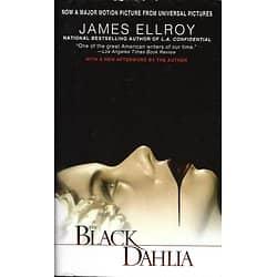 """The Black Dahlia"" James Ellroy/ Très bon état/ 2006/ Livre poche"