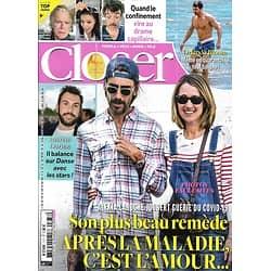 CLOSER n°777 30/04/2020  Alexia Laroche-Joubert/ Orlando Bloom/ Prince Louis/ Laurent Ournac/ Confinement de stars/ Christophe Beaugrand
