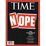 TIME VOL.195 n°17 11/05/2020  Nope: The long road back: How to reopen safely