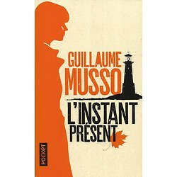"""""""L'instant présent"""" Guillaume Musso/ Excellent état/ Livre poche"""