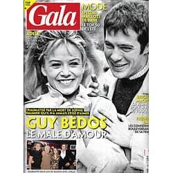 GALA n°1408 04/06/2020  Guy Bedos, le mâle d'amour/ Frédéric Dard/ Adele/ Mick Jagger/ Les Macron/ Chris Hemsworth