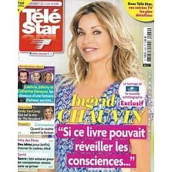 TELE STAR n°2280 13/06/2020  Ingrid Chauvin/ Laeticia Hallyday/ Emily VanCamp/ Sarah Michelle Gellar/ Jacqueline Bisset