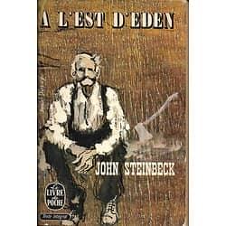 """A l'Est d'Eden"" John Steinbeck/ 1964/ Livre de Poche"