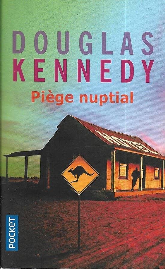 """""""Piège nuptial"""" Douglas Kennedy/ Excellent état/ Livre poche"""