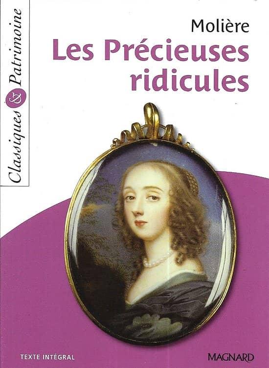 """""""Les précieuses ridicules"""" Molière/ 2016/ Magnard/ Classiques & Patrimoine/ Excellent état/ Livre poche"""