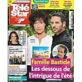 "TELE STAR n°2286 25/07/2020  ""Un si grand soleil""/ Les Windsor/ ""Beverly Hills""/ Olivier Minne/ Zola/ Nicole Kidman/ Jean-Michel Tinivelli/ Claude"