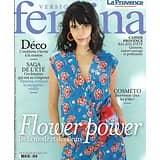 VERSION FEMINA n°956 27/07/2020  Flower power/ Florence Arthaud/ Recettes de chefs/ Spécial déco/ Cosméto pour enfants