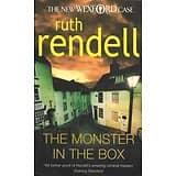 """The monster in the box"" Ruth Rendell/ 2009/ Livre poche"