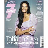 "TELE 7 JOURS n°3139 25/07/2020  Tatiana Silva/ Catherine Ceylac/ Christophe Beaugrand/ ""Beverly Hills""/ ""Reef Break""/ Jonathan Cohen"