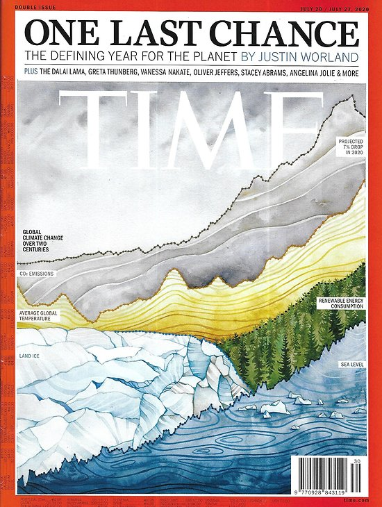 TIME VOL.196 3&4 20/07/2020   One last chance: The defining year for the Planet