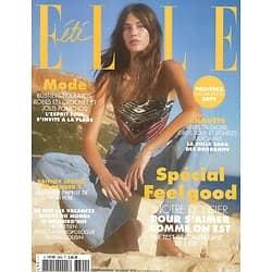 ELLE n°3892 24/07/2020  Spécial Feel Good/ Marilhéa/ Marie Tabarly/ Jean Imbert/ Cuisine nature/ Vacances arty en Provence