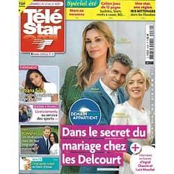 "TELE STAR n°2289 15/08/2020  ""Demain nous appartient""/ Tatiana Silva/ Harry & Meghan/ Iris Mittenaere/ Sophie Marceau"