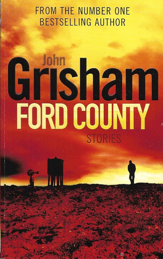 """Ford County stories"" John Grisham/ Bon état/ Livre poche"