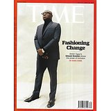 TIME VOL.196 11&12 21/09/2020  Fashioning Change: Edward Eningful/ The Covid collapse/ Conspiracy theories/ Reparations for Rosewood massacre