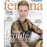 VERSION FEMINA n°967 12/10/2020  Spécial beauté: retour à l'essentiel/ Albert Dupontel/ Teddy Riner/ Cuir et pastels