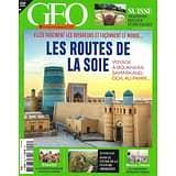 GEO n°499 septembre 2020  Les routes de la soie/ Culture aborigène/ Coeur de Suisse/ Les Samaritains/ L'Eswatini