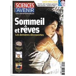 SCIENCES ET AVENIR n°203H october-décember 2020  Sommeil et rêves, les dernières découvertes