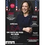 ELLE n°3906 30/10/2020  Spécial USA: Kamala Harris, John Grisham, Trump & Macron, Megan Rapinoe, Debbie Harry, Joyce Carol Oates