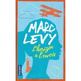"""""""L'horizon à l'envers"""" Marc Levy/ 2017/ Excellent état/ Livre poche"""