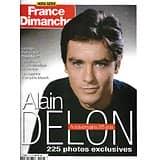 FRANCE DIMANCHE n°40H novembre 2020  Alain Delon, anniversaire 85 ans, 225 photos exclusives
