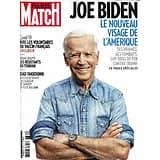 PARIS MATCH n°3732 12/11/2020  Joe Biden, le nouveau visage de l'Amérique/ Les volontaires du vaccin/ Les résistants du terroir