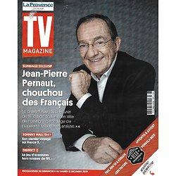 "TV MAGAZINE 06/12/2020 n°1766  Jean-Pierre Pernaut/ Johnny Hallyday/ ""District Z""/ Finale de ""Prodiges"""