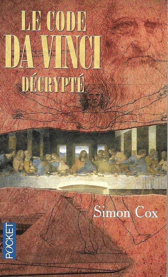 """""""Le Code Da Vinci décrypté"""" Simon Cox/ Très bon état/ Livre poche"""