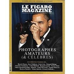 LE FIGARO MAGAZINE n°23708 06/11/2020  Numéro spécial: Photographes célèbres et amateurs/ Adieu de Gaulle/ L'école à la maison