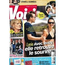 VOICI n°1488 13/05/2016  Lorie/ Sophie Davant/ Mamans stars/ Katy Perry/ Amir Haddad/ Stars & soirées