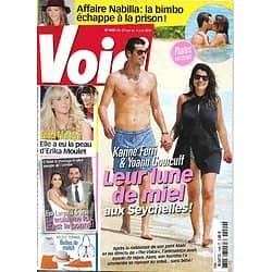 VOICI n°1490 27/05/2016  Karine Ferri & Yoann Gourcuff/ Enora Malagré/ Eva Longoria/ Affaire Nabilla/ Renaud/ Issa Doumbia