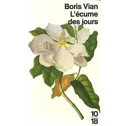 """""""L'écume des jours"""" Boris Vian/ 1989/ Livre poche"""