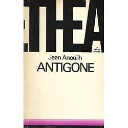 """Antigone"" Jean Anouilh/ La Table Ronde/ 1975/ Paperback"