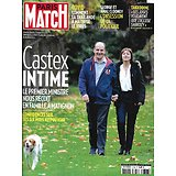PARIS MATCH n°3738 24/12/2020  Castex intime/ George & Amal Clooney/ Takieddine accuse/ Capitaine Dreyfus// Jane Birkin