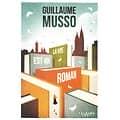 """""""La vie est un roman"""" Guillaume Musso/ Livre comme neuf/ Grand format"""