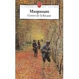 """""""Contes de la bécasse"""" Maupassant/ 2007/ Bon état/ Le Livre de poche"""