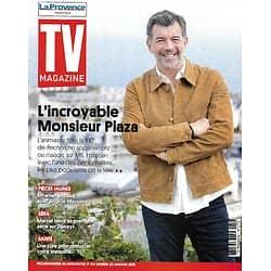 "TV MAGAZINE 17/01/2021 n°1772  Stéphane Plaza/ Brigitte Macron/ Norbert Tarayre/ ""WandaVision""/Renforcer son immunité"