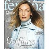 VERSION FEMINA n°981 18/01/2021  Spécial coiffures/ Emma de Caunes/ La Gomera (îles Canaries)/ Zazie/ Réveils nocturnes