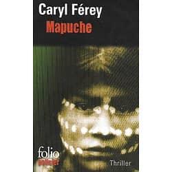 """""""Mapuche"""" Caryl Férey/ Comme neuf/ Livre poche"""