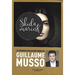"""""""Skidamarink"""" Guillaume Musso/ Comme neuf/ Livre grand format"""