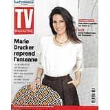 """TV MAGAZINE 14/02/2021 n°1776  Marie Drucker reprend l'antenne/ """"Une planète parfaite""""/ Sonia Rolland"""