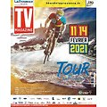 "TV MAGAZINE 07/02/2021 n°1775  Florent Pagny & Vianney ""The Voice""/ ""Top Chef""/ Série ""Voltaire"""