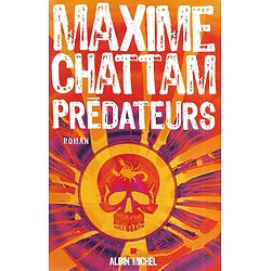 """""""Prédateurs"""" (Le Cycle de la Vérité 2) Maxime Chattam/ Très bon état/ Livre grand format"""