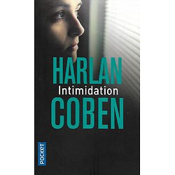 """Intimidation"" Harlan Coben/ Très bon état"