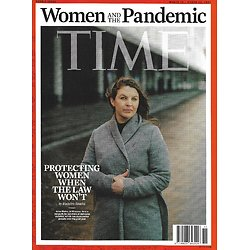 TIME VOL.197 7&8 15/03/2021  Special report: Women and the pandemic/ Homegrown threats/ The vaccine gap