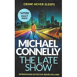 """The Late show"" Michael Connelly/ Bon état d'usage/ Livre poche en anglais"