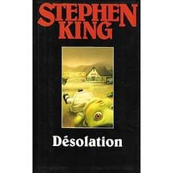 """""""Désolation"""" Stephen King/ Très bon état/ Livre grand format"""
