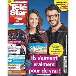 "TELE STAR n°2321 27/03/2021  ""Un si grand soleil""/ Rebecca Hamton/ Elsa Esnoult/ Mission patrimoine avec Stéphane Bern"