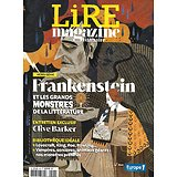 LIRE MAGAZINE LITTERAIRE n°1H mars-avril 2021  Frankenstein et les grands monstres de la littérature