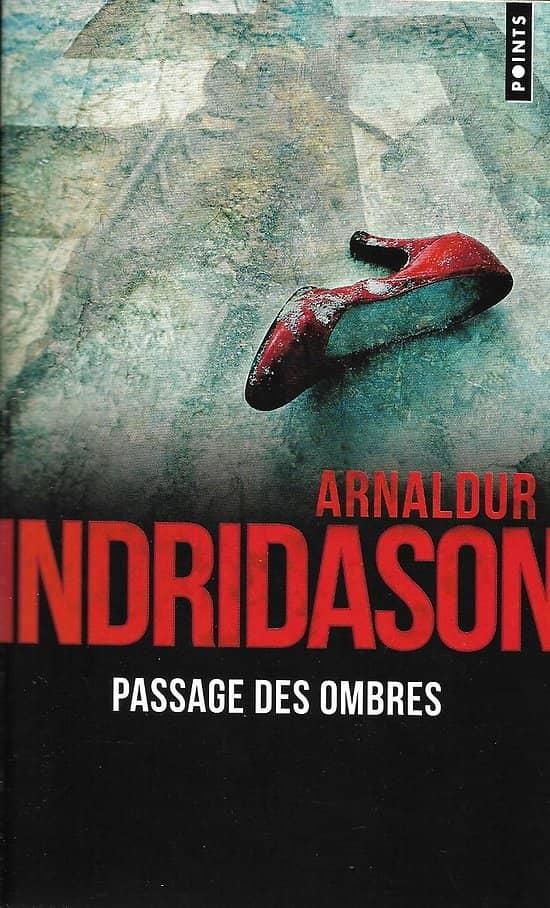 """""""Passage des ombres"""" Arnaldur Indridason/ Très bon état/ 2019/ Livre poche"""